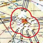 Предложения по организации воздушного движения в Московском регионе